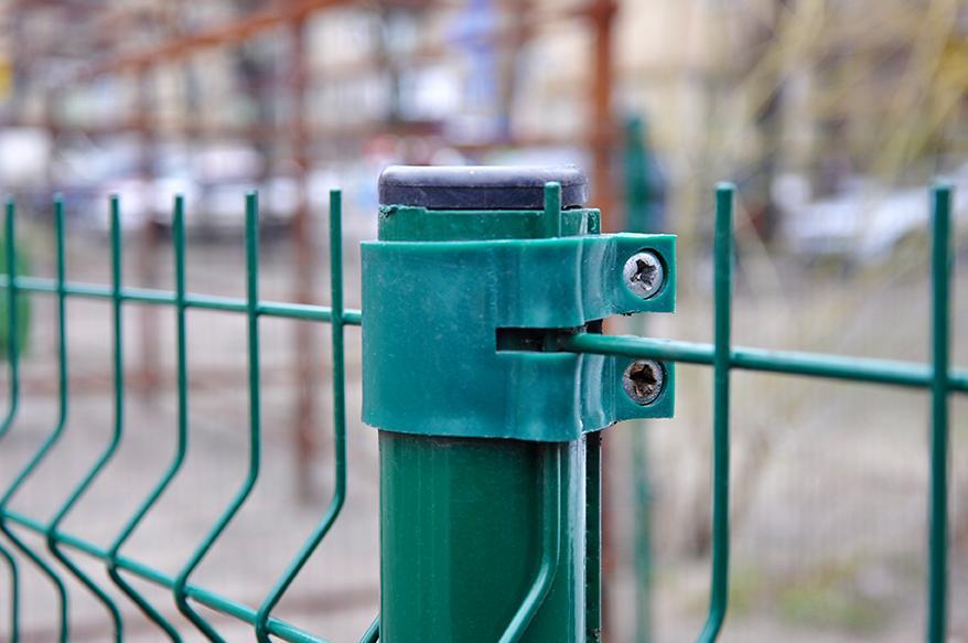 Купить секционный забор в Украине